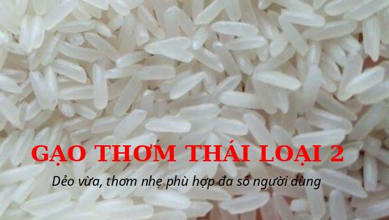 gao thom thai